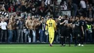 Die Eintracht ist nach dem Hamburger SV (2010) erst das zweite deutsche Team im Halbfinale der Europa League