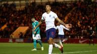 Lukas Nmecha durchlief die englischen Jugendnationalteams - und steht jetzt vor seinem Debüt für Deutschland
