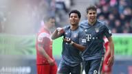 Serge Gnabry erzielte in 25 Ligaspielen für den FC Bayern neun Tore und bereitete sieben vor