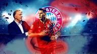 Karl-Heinz Rummenigge (l.) sieht in Niklas Süle den Abwehrchef des FC Bayern