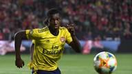 Eddie Nketiah wechselte 2015 ím Alter von 16 Jahren vom FC Chelsea zum FC Arsenal