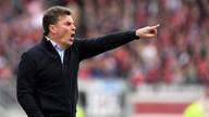 Dieter Hecking spricht über die Rolle der Trainer , Dieter Hecking führte Borussia Mönchengladbach in die Europa League