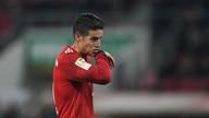James Rodriguez - FC Bayern