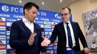 Schalke-Boss Tönnies lässt kein gutes Haar an Heidel