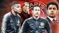 Frankreichs Meister PSG befindet sich in unruhigen Zeiten