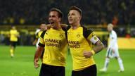 BVB: Mario Götze - mit Kumpel Marco Reus - ist derzeit gut in Schuss