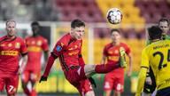 Andreas Skov Olsen trifft in Dänemarks erster Liga am Fließband