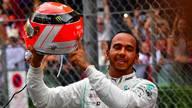 Mercedes-Pilot Lewis Hamilton ist fünfmaliger Formel-1-Weltmeister