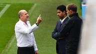 Thomas Tuchel könnte einen neuen Kollegen bekommen - Antero Henrique(l.) müsste dann gehen