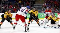 Deutschland scheiterte an Tschechien im Viertelfinale der Eishockey-WM