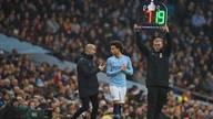 Leroy Sané spielt seit 2016 bei Manchester City