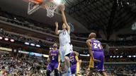 Los Angeles Lakers v Dallas Mavericks Kobe Bryant hätte Dirk Nowitzki gerne im Lakers-Trikot gesehen