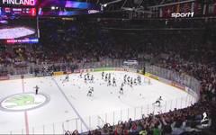 Finnland nach Sieg gegen Kanada Eishockey-Weltmeister