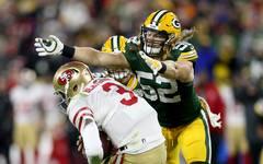Clay Matthews geht in Zukunft für die Los Angeles Rams auf Quarterback-Jagd