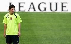 Lionel Messi spielte in der Jugend für Newell's Old Boys in Argentinien