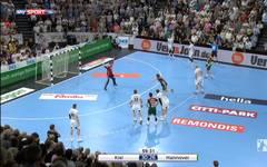 Handball: THW kiel gewinnt am letzten Spieltag gegen Hannover