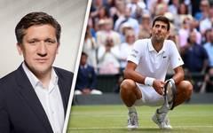 Matthias Becker, stellvertretender Chefredakteur Digital, hält etwas mehr Zuneigung für Novak Djokovic für angebracht