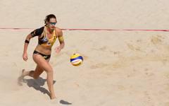 Beachvolleyball-Olypiasiegerin Kira Walkenhorst will eine Rückkehr in den Sand nicht ausschließen