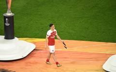 Mesut Özil erzielte in dieser Saison sechs Tore und bereitete nur drei vor