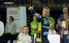 Handball: Rhein Neckar Löwen verlieren am letzten Spieltag gegen Leipzig