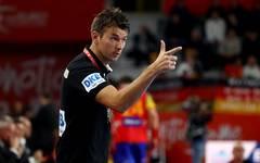 Christian Prokop übernahm das Traineramt von Dagur Sigurdsson
