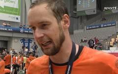 Die Interviews nach der Entscheidung um die deutsche Volleyball-Meisterschaft