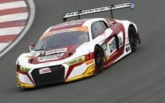 Max Hofer und Philipp Ellis fuhren die Pole-Position für den GT-Masters-Auftakt heraus