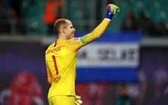 Peter Gulacsi spielt eine bärenstarke Saison für RB Leipzig