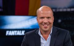 Hartwig Thöne ist bei SPORT1 unter anderem als Co-Moderator des Fantalk zu sehen