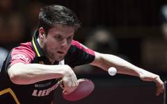 Dimitrij Ovtcharov liegt in der Weltrangliste nur noch auf Platz fünf