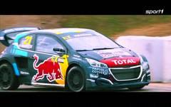 WRX: Die Rallycross-WM LIVE auf SPORT1