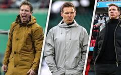 TSG 1899 Hoffenheim: Julian Nagelsmann mit verrücktem Jacken-Tick