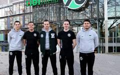 Vier Gamer plus Coach, so geht Hannover in die FIFA 19 eSports-Saison