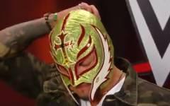 Rey Mysterio deutete bei WWE Monday Night RAW Karriere-Ende und Demaskierung an