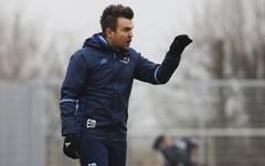 Enrico Maaßen trainierte von Rödinghausen Bayerns Erstrunden-Gegner Drochtersen/Assel