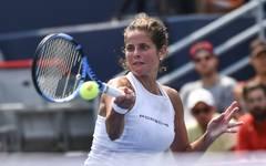 Tennis, WTA: Julia Görges mit Aufgabe wegen Verletzung gegen Mladenovic