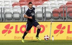 FC Energie Cottbus v FSV Zwickau - 3. Liga Für Davy Frick und seinen FSV Zwickau war der 3:0-Erfolg gegen Großaspach ein kleiner Befreiungsschlag im Abstiegskampf
