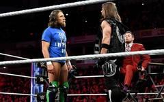 Daniel Bryan (l.) trifft bei WWE Crown Jewel auf AJ Styles