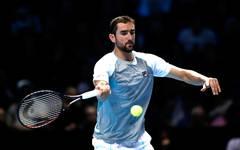 Davis Cup: Kroatien im Finale mit Cilic und Coric, Marin Cilic will mit Kroatien den Davis Cup gewinnen