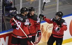 Kanada, Eishockey-WM, USA, Russland, Schweden
