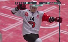 Champions Hockey League: JYP Jyväskylä zieht nach Sieg gegen Ocelari Trinec ins Finale ein