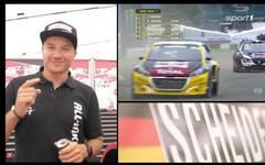 Der 2-fache DTM Champion Timo Scheider zeigt uns seinen FIA WRX-Boliden