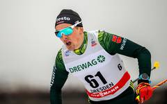 Youngster Janosch Brugger sorgte mit der schnellsten Laufzeit für eine faustdicke Überraschung