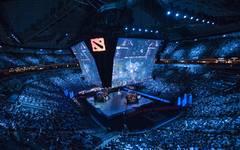 Major gehören zu den größten DotA-2-Turnieren