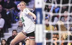 Franziska Müller muss sich mit den deutschen Handballerinnen in den Playoffs zur WM gegen Kroatien durchsetzen