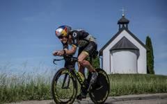 Sebastian Kienle setzt drei Monate vor dem Ironman auf Hawaii ein Ausrufezeichen