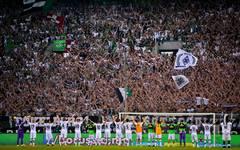 Die Fans von Borussia Mönchengladbach fiebern den Spielen in der Champions League entgegen