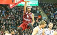 Devin Booker steht mit den Bayern-Basketballern im Halbfinale