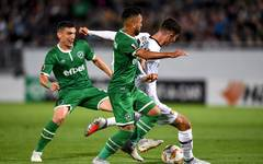 Europa League: Ludogorez Rasgrad - Bayer Leverkusen 2:3 - Havertz glänzt