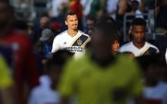 Zlatan Ibrahimovic hängt noch eine Saison bei Los Angeles Galaxy in der MLS dran